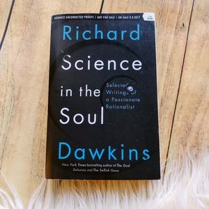 Science of the soul by Richard Dawkins ARC